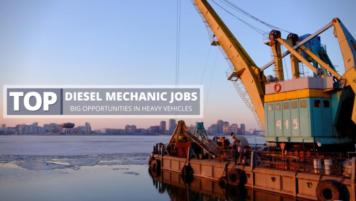 Top Diesel Mechanic Jobs: Big Opportunities in Heavy Vehicles