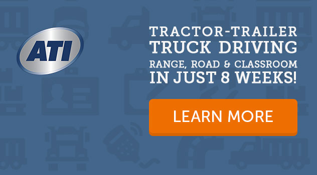 Tractor-Trailer Truck Driving Training