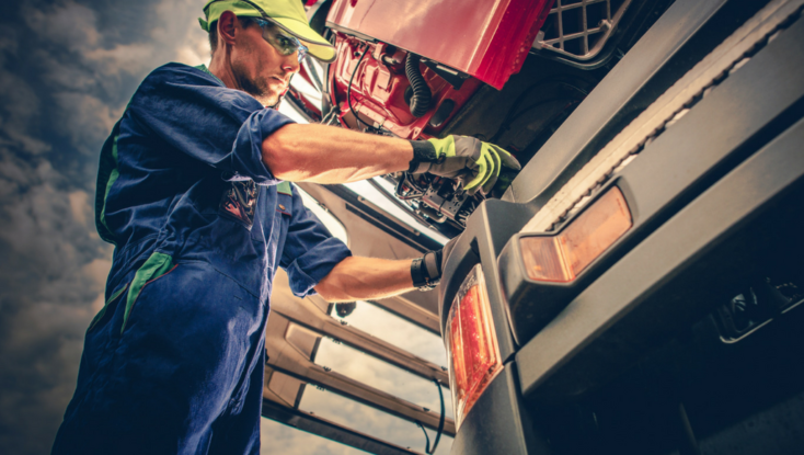 Heavy Truck Mechanic Classes in Virginia Beach, Virginia