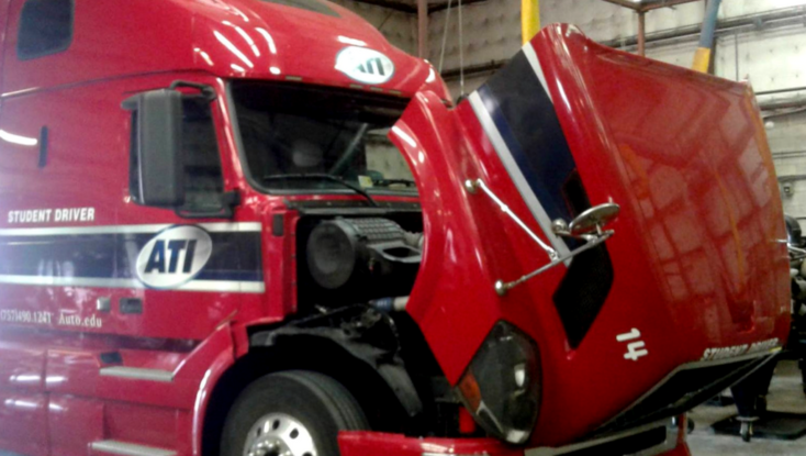 Heavy Vehicle Technician Training in Hampton Roads