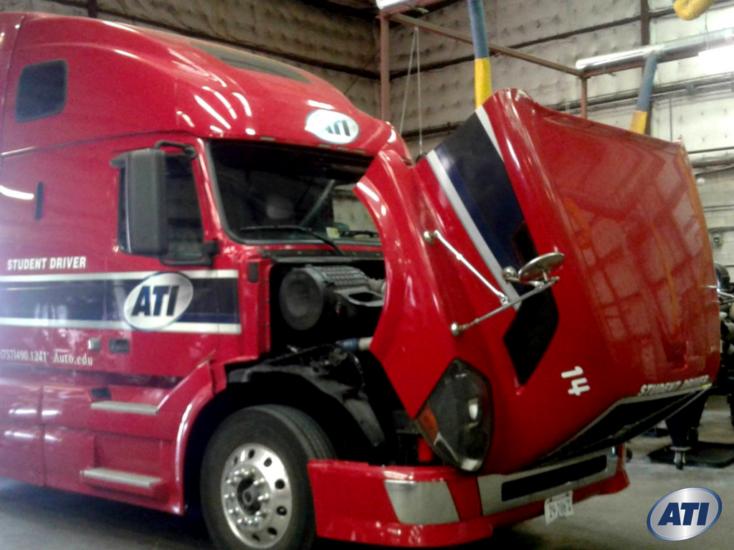 Heavy Vehicle Technician Training in Hampton Roads