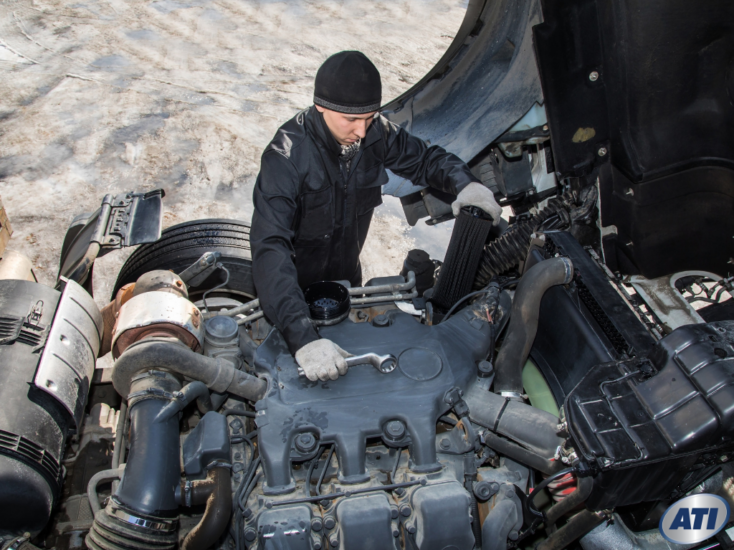 How to Become a Diesel Mechanic with a Formal Education