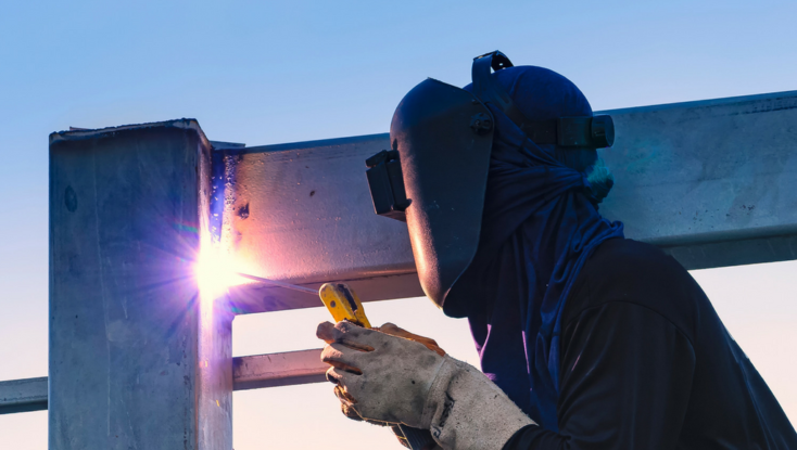 Where Can I Go to School for Welding in Hampton Roads?