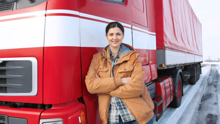 Women Truck Drivers: Are You Cut Out For Life on the Road?