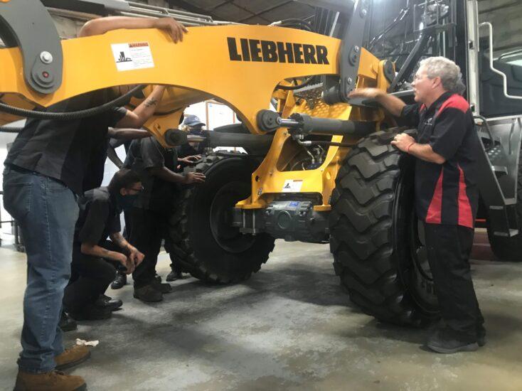 ATI Establishes Co-op Partnership with Liebherr USA
