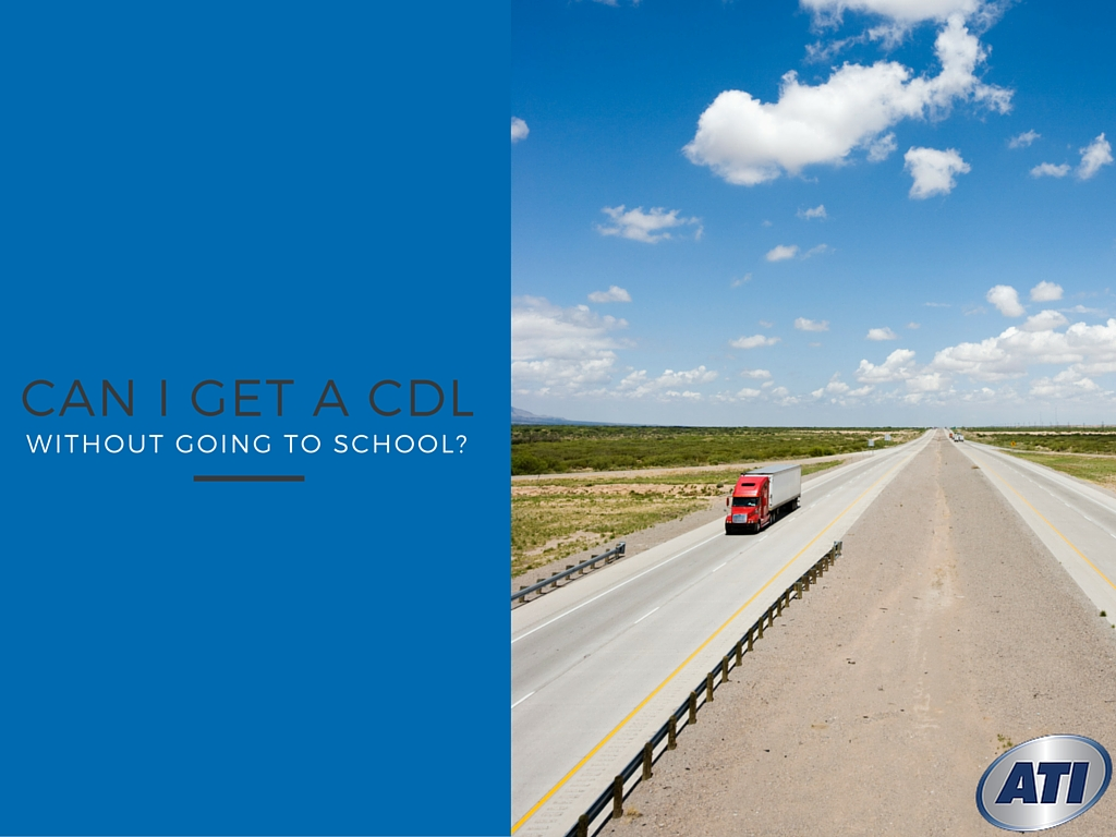 Can i get a cdl without going to school xflitez Gallery