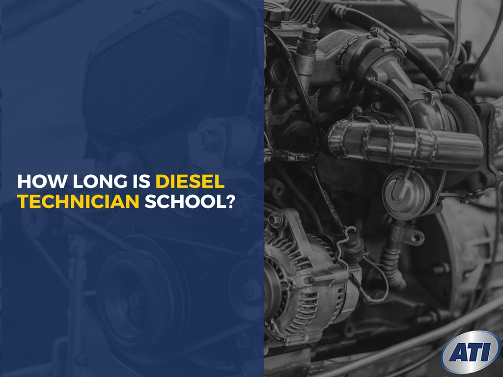 How Long Is Diesel Technician School? What Can I Expect? - Advanced  Technology Institute