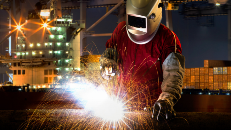 Maritime Welding in Hampton Roads: Is there a High Demand for Welders?