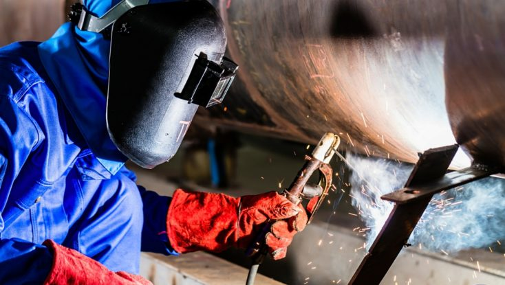 Five Red Hot Reasons to Become a Pipe Welder