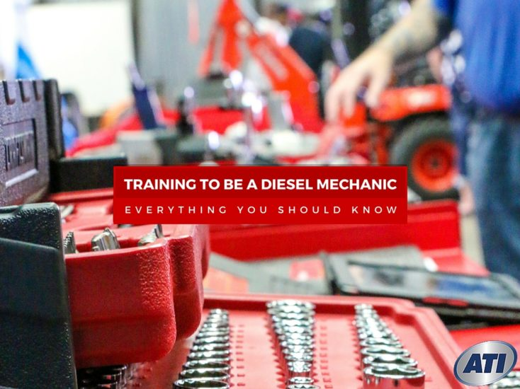 Training to Be a Diesel Mechanic: Everything You Should Know