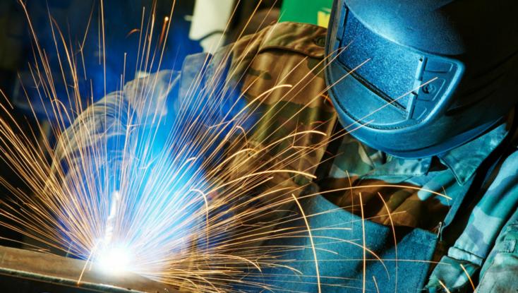 Types of Welding Jobs and Salary in Virginia