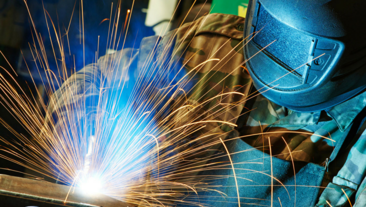 Types of Welding Careers in Virginia