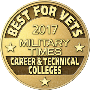 ATI was voted Best for Vets 2017!