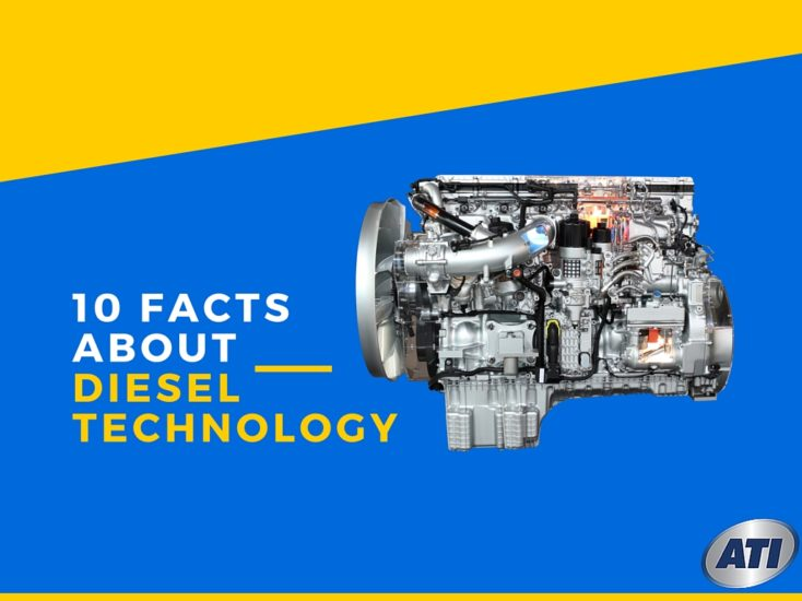 10 Facts You Never Knew about Diesel Technology