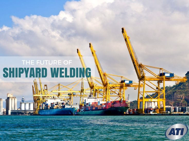 What Does the Future Look Like for Shipyard Welding?