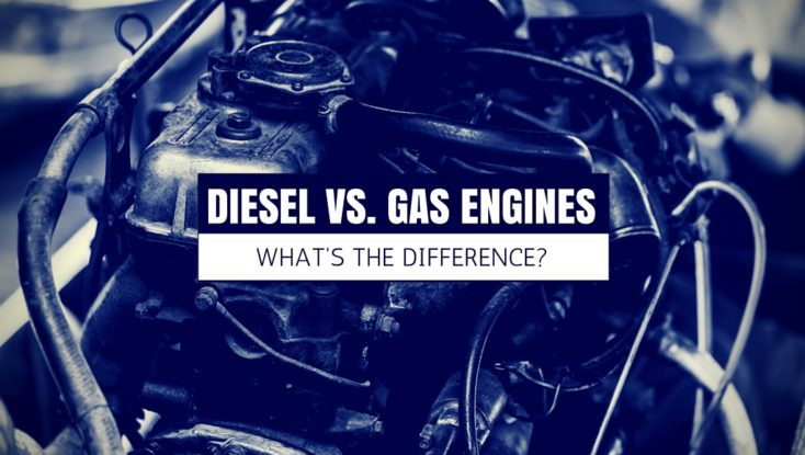 What's the Difference Between Diesel and Gas Engines?