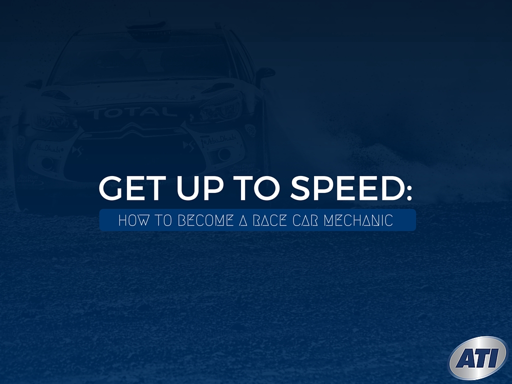 Become A Race Car Mechanic