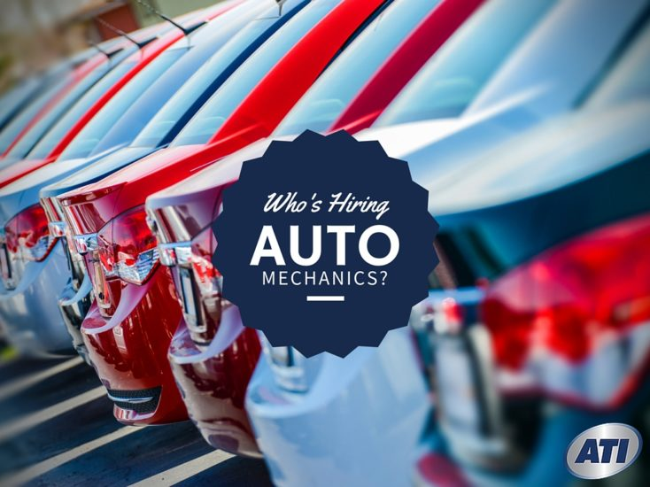 Jobs in the Automotive Industry: Who's Hiring Auto Mechanics?